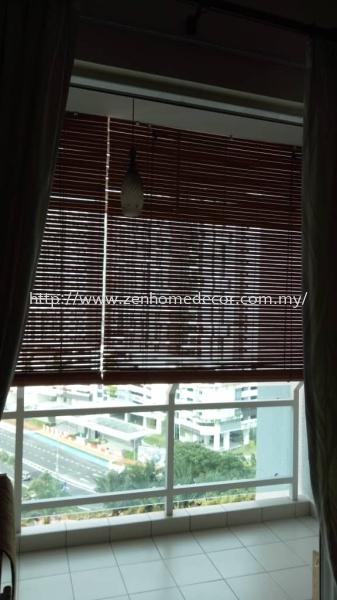 Outdoor Blinds Wooden Blinds Blinds Selangor, Malaysia, Kuala Lumpur (KL), Puchong, Shah Alam Supplier, Suppliers, Supply, Supplies | Zen Home Decor
