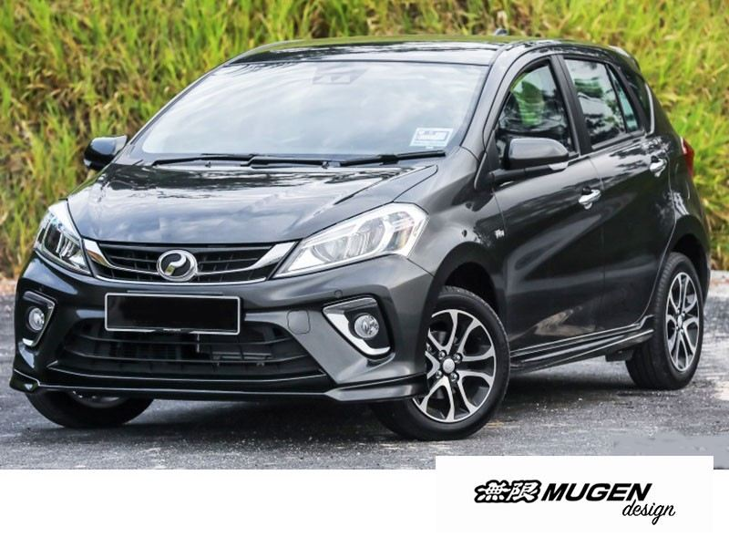 PERODUA MYVI Mugen Design Myvi 2017 Perodua Balakong, Selangor, Kuala Lumpur, KL, Malaysia. Body Kits, Accessories, Supplier, Supply | ACM Motorsport