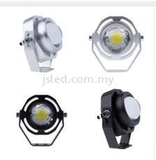 LED Spotlight 10W Octagon LED Flood Light / Spotlight Penang, Malaysia, Perai Supplier, Suppliers, Supply, Supplies | J S Led (M) Sdn Bhd