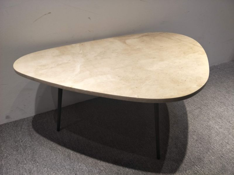 Leaf-Shape Marble Coffee Table Marble Coffee Table Clearance Item Selangor, Kuala Lumpur (KL), Malaysia Supplier, Suppliers, Supply, Supplies   DeCasa Marble Sdn Bhd