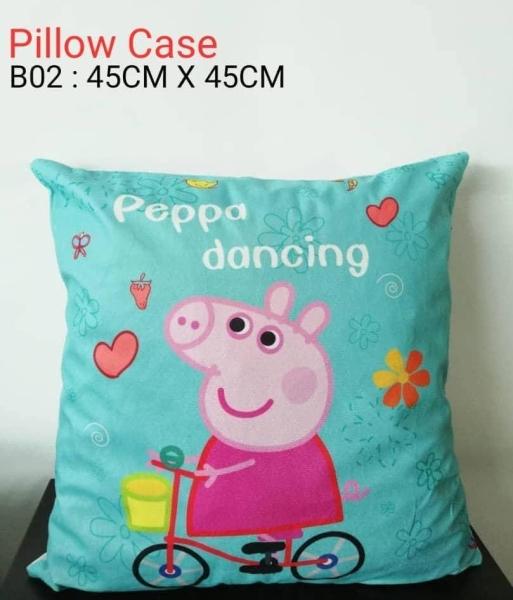 PILLOW CASE TRICOT 45CM X 45CM (B02) Sofa Pillow Case (45CMX45CM)   Supplier, Suppliers, Supply, Supplies | Yu-Yuang Textile Industries (M) Sdn Bhd