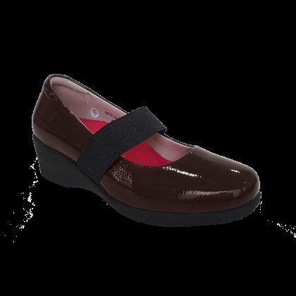 MFP152-5 Scarlet Medifeet Fairlady Ultralite Shoe (RM259) Commercial Shoe Medifeet Health & Comfy Shoe Sabah, Malaysia, Kota Kinabalu Supplier, Suppliers, Supply, Supplies | Kreino Sdn Bhd