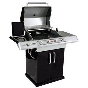 Masport Deluxe 4+1 Side Burners Gas BBQ Grill