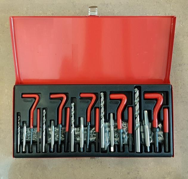 131pcs Thread Repair Set ID449804 ID30512 Tap and Die Hand Tools Seri Kembangan, Selangor, Kuala Lumpur (KL), Kajang, Malaysia Supply Supplier Suppliers | Knight Auto Sdn Bhd