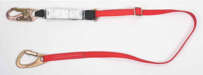 FP5K® Tie-Back Lanyard Energy Absorbing Lanyards Fall Protection Equipment Selangor, Malaysia, Kuala Lumpur (KL), Puchong Supplier, Suppliers, Supply, Supplies | Dynamic Safety Sdn Bhd