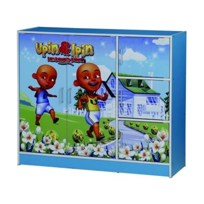 UPIN IPIN 2 DOORS CHILDREN WARDROBE (WD SU332-BLB)