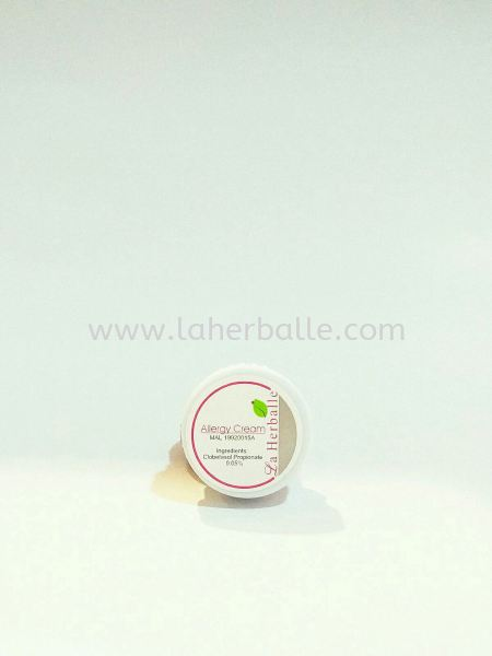 Allergy cream ( 5ml )  Allergy Cream Supplementary  Kuala Lumpur (KL), Selangor, Penang, Malaysia Supplier, Suppliers, Supply, Supplies | La Herballe