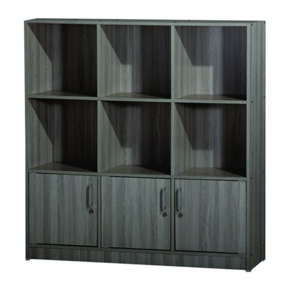 9 TIER FILING CABINET WITH DOOR (FC SU832D-GL) Filling Cabinet Furniture East Malaysia Malaysia, Sabah, Kota Kinabalu Supplier, Suppliers, Supply, Supplies   Chan Furniture (Malaysia) Sdn Bhd