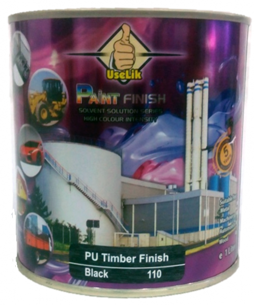 PU Timber Finish 1.0 Ltr Pu Timber Solvent Coatings Malaysia Johor Yong Peng Supply Suppliers Manufacturers | USELIK SDN BHD