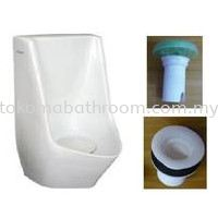 WATERLESS URINAL (SANITON) Others Perak, Malaysia, Ipoh Supplier, Suppliers, Supply, Supplies | Tokoma Bathroom