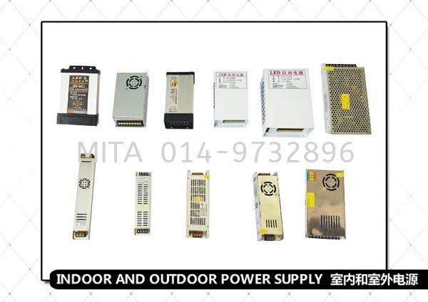 I1ZXJR~M Indoor and Outdoor Power Supply Selangor, Malaysia, Penang, Pahang, Johor, Kuala Lumpur (KL) Supplier, Suppliers, Supply, Supplies | MITA ADVERTISING SDN BHD