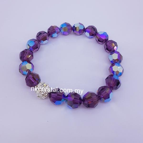 B500010204AB Bracelets Jewellery Pahang, Malaysia, Kuantan Supplier, Suppliers, Supply, Supplies   NK Crystal Marketing