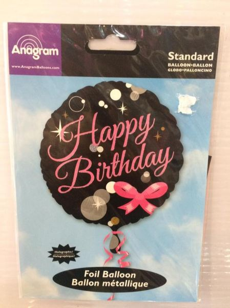 18 Inch Anagram Happy Birthday Foil Balloon 18 Inch Anagram Happy Birthday Foil Balloon Selangor, Kuala Lumpur (KL), Banting, Malaysia. Supplier, Suppliers, Supplies, Supply | Great Party Enterprise