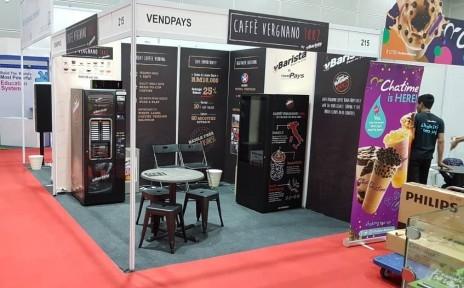 vBarista Vending Machine Digital printing & wrapping Digital Printing Malaysia, Selangor, Kuala Lumpur (KL), Puchong Services | AD-ON-BUS SDN BHD