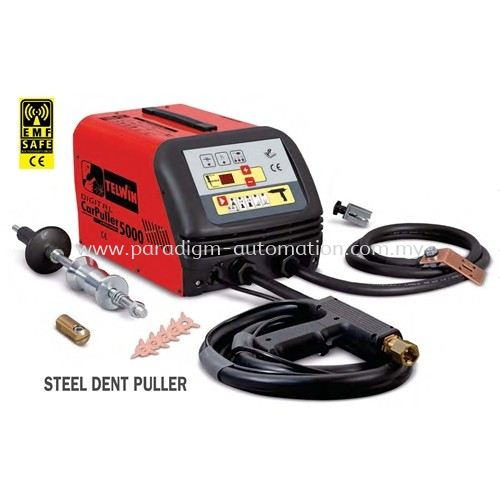 DIGITAL CAR PULLER 5000 Telwin Spot Welding Johor Bahru (JB), Malaysia Supplier, Suppliers, Supply, Supplies | Paradigm Automation Sdn Bhd