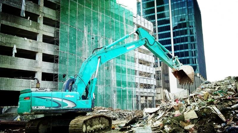 Hydraulic Excavator 200 Hydraulic Excavator Rental Johor Bahru (JB), Malaysia, Johor Service, Supplier, Supply, Supplies | Sunway Earthworks Engineering