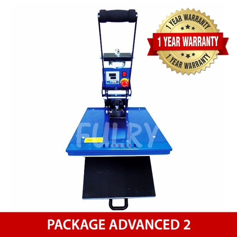 ( PACKAGE ADVANCED 2 ) Heat Press 40x50cm Auto Open with Drawer + Silhouette Cameo V3 Plotter + Epso Advanced Shirt & Sticker Business Package [Silhouette] Business Package Sabah & Sarawak, Kota Kinabalu, Kuching, Malaysia, Selangor Supply, Supplier, Printing | Heat Press Mart Sdn Bhd