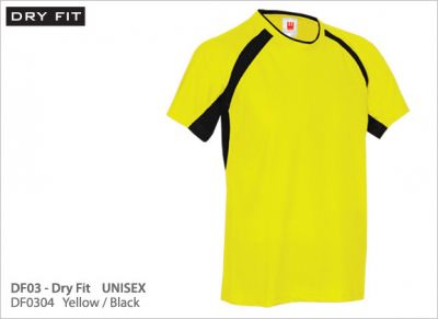 DF0304 Yellow/Black