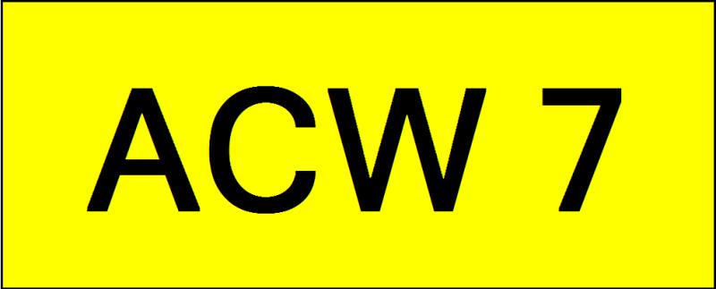 ACW7 VVIP Plate Johor Bahru (JB), Kuala Lumpur, KL, Malaysia. Service | AAA Premium Sdn Bhd
