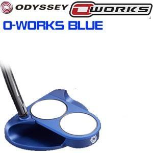 O Odyssey Works 2 Ball Pink Limited Edition Putter 34 inch RH