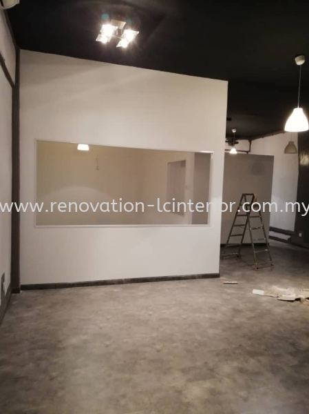 Partition Work Office Partition Renovation Selangor, Kuala Lumpur (KL), Malaysia. Service, Design, Supplier, Supply | LC Cabinetry & Renovation Design