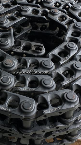 TRACK LINK ASSEMBLY UNDERCARRIAGE PARTS Selangor, Malaysia, Kuala Lumpur (KL), Serendah Supplier, Suppliers, Supply, Supplies | Penta Industries Sdn Bhd