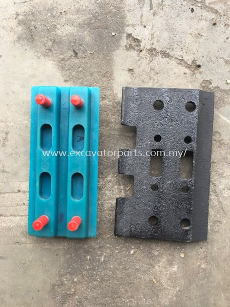 RUBBER TRACK PAD UNDERCARRIAGE PARTS Selangor, Malaysia, Kuala Lumpur (KL), Serendah Supplier, Suppliers, Supply, Supplies | Penta Industries Sdn Bhd