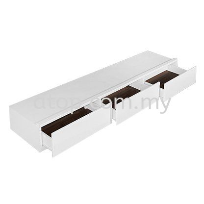 Under Bed Drawer - UBD 9205 (WH) Under Bed Drawer Add on Accessories Malaysia, Selangor, Kuala Lumpur (KL), Rawang Manufacturer, Maker, Supplier, Supply | Atop Trading Sdn Bhd