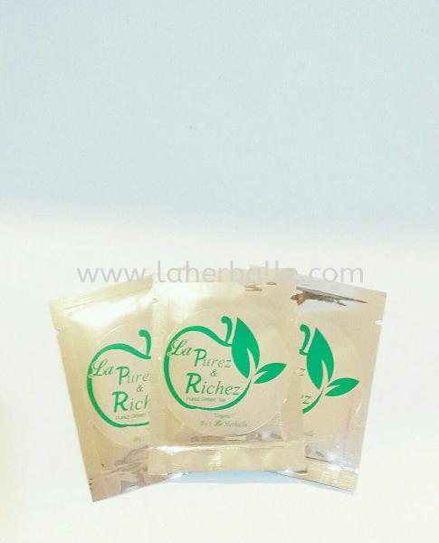 PUREZ Green Tea ( 30 sachet )  Purez Green Tea La Purez & Richez Kuala Lumpur (KL), Selangor, Penang, Malaysia Supplier, Suppliers, Supply, Supplies | La Herballe
