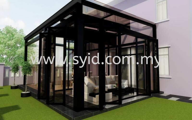 Exterior Design Johor Bahru (JB), Skudai, Taman Universiti Contractor, Service | SY Interior Design & Build