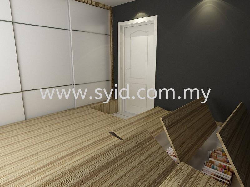 Tiles Flooring Design Johor Bahru (JB), Skudai, Taman Universiti Contractor, Service | SY Interior Design & Build