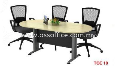 T2 Series - TOE 18 Conference Set Desking Selangor, Malaysia, Kuala Lumpur (KL), Klang Supplier, Suppliers, Supply, Supplies | OSS Office System Sdn Bhd