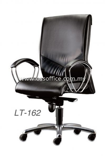 LT-162 Leather Seating Seating Chair Selangor, Malaysia, Kuala Lumpur (KL), Klang Supplier, Suppliers, Supply, Supplies | OSS Office System Sdn Bhd