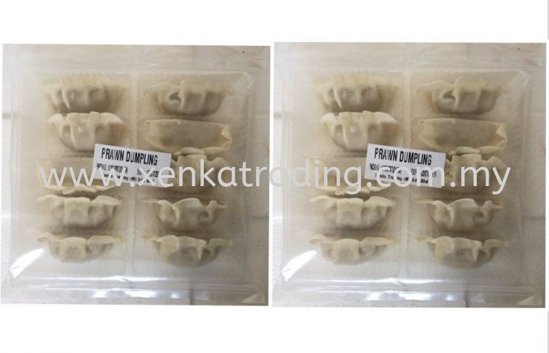 FC0035-2 Ebi Gyoza 10pcs 日式虾肉饺子 (Halal) Others Frozen Products   Supplier, Suppliers, Supply, Supplies | Xenka Trading (M) Sdn Bhd