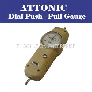 ATTONIC -DIAL PUSH PULL GAUGE Products Brand Johor Bahru (JB), Malaysia Supplier, Suppliers, Supply, Supplies | TL Solution Enterprise