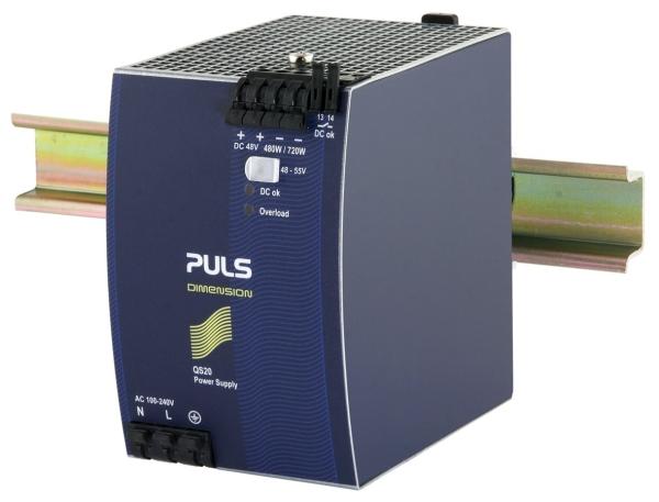 QS20.481 Q-SERIES-FULL FEATURED DIMENSION PULS POWER SUPPLIES Singapore  | Futron Electronics Pte Ltd