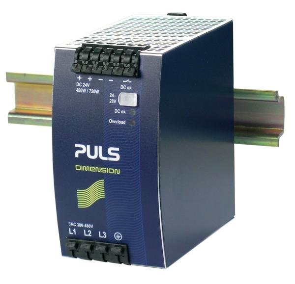 QT20.241 Q-SERIES-FULL FEATURED DIMENSION PULS POWER SUPPLIES Singapore    Futron Electronics Pte Ltd
