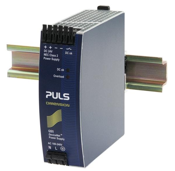 QS5.DNET Q-SERIES-FULL FEATURED DIMENSION PULS POWER SUPPLIES Singapore  | Futron Electronics Pte Ltd