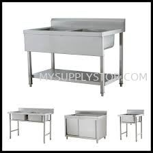 Wash Sink Stainless Steel Cleaning Tools Equipments Mop, Wall Ceiling, Floor Squegee, Broom, Mop Bucket Johor Bahru (JB), Malaysia Supplier, Supply, Supplies, Wholesaler | Mysupply Global Trading PLT