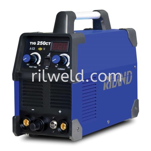 TIG 250CT TIG SERIES RILAND Selangor, Malaysia, Kuala Lumpur (KL), Puchong Supplier, Distributor, Supply, Supplies | RIL Weld Industry Sdn Bhd