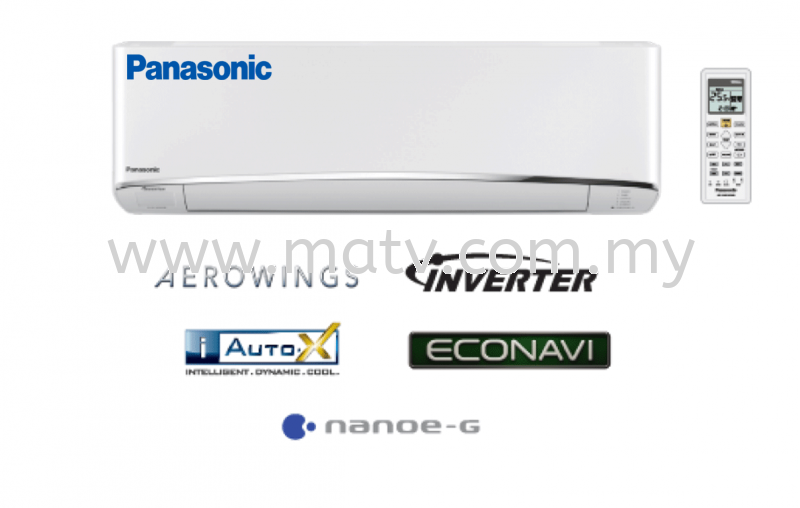 Panasonic CS-S10TKH (CU-S10TKH) 1.0HP Pium Inverter AERO Series Air Conditioner 1.0 HP Panasonic Airconditioner Johor Bahru, JB, Johor, Pasir Gudang. Johor Bahru JB Astro, Antenna, Aerial TV | MATV Sales & Services Sdn.Bhd.