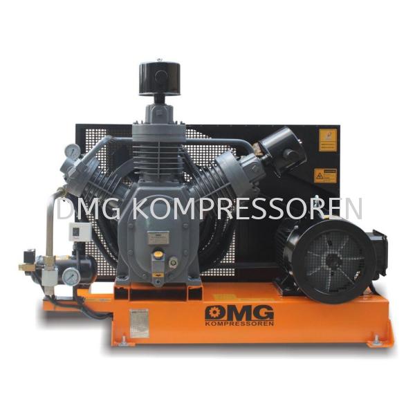 Air Cooled High Pressure Compressor IHI Air Cooled Oil Cooler Intercooler High Pressure Air Compressor Selangor, Malaysia, Kuala Lumpur (KL), Sungai Buloh Supplier, Suppliers, Supply, Supplies | DMG KOMPRESSOREN (SEA) SDN BHD