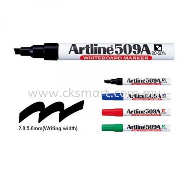 509A ARTLINE WHITEBOARD MARKER  Writing Instruments Johor Bahru (JB), Malaysia, Skudai Supplier, Suppliers, Supply, Supplies | CK Smart Trading