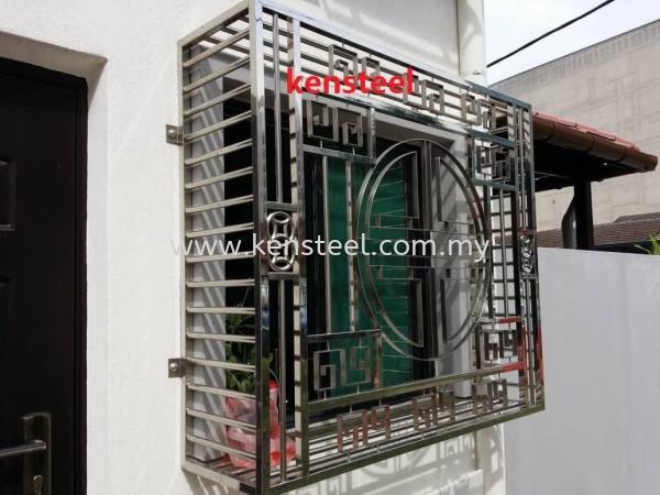 Stainless steel grilles 5 不锈钢窗花   Supplier, Suppliers, Supplies, Supply | Kensteel