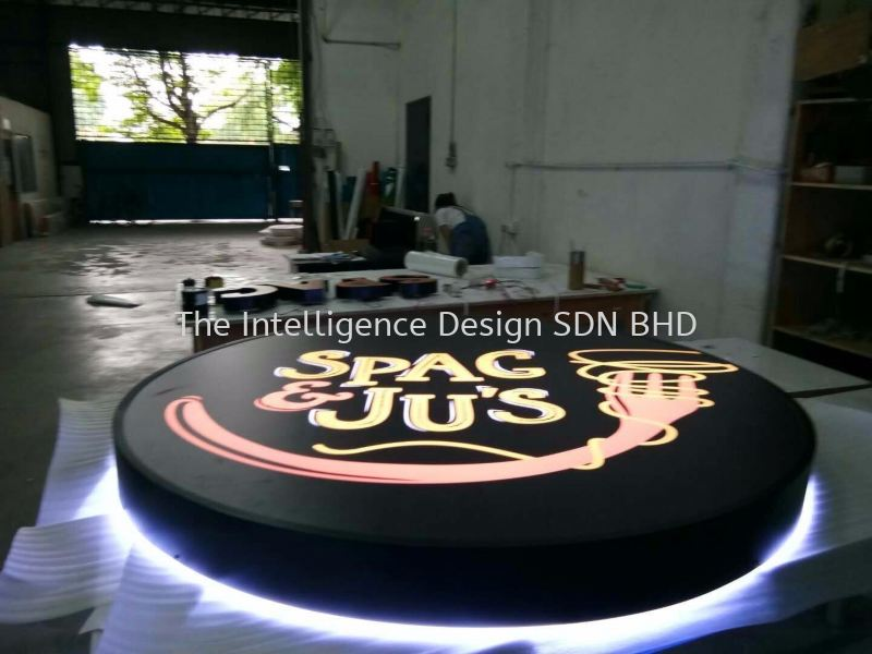 Led Front and Backlit EG Box Up Selangor, Malaysia, Kuala Lumpur (KL), Puchong Manufacturer, Supplier, Supply, Supplies | The Intelligence Design Sdn Bhd