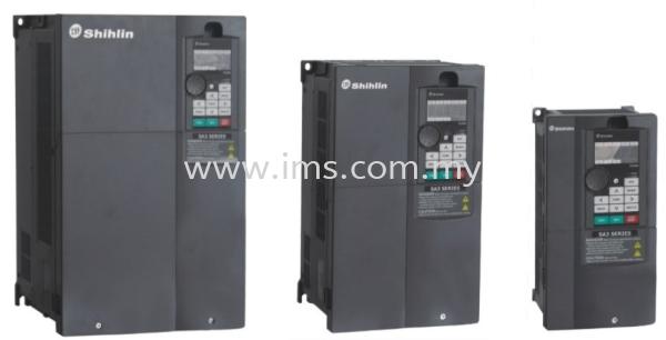 SA3-023-0.75K/1.5KF  Shihlin Electric Vector Control Inverter  Inverter Controller Johor, Johor Bahru, JB, Malaysia Supplier, Suppliers, Supply, Supplies | iMS Motion Solution (Johor) Sdn Bhd
