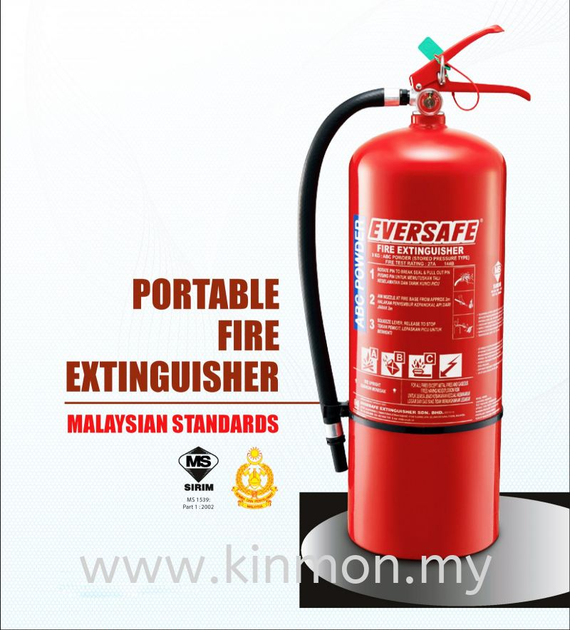 ABC Fire Extingusher