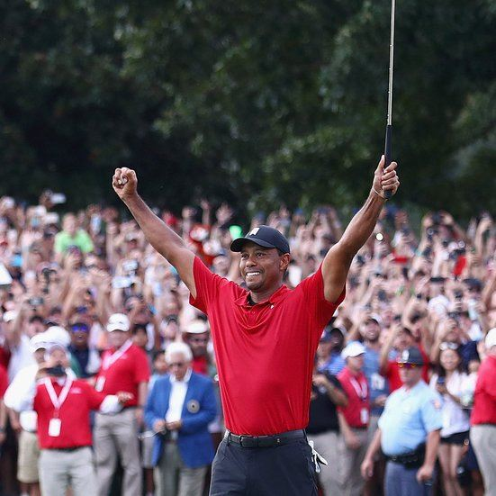 Victory! Tiger Woods Wins No. 80  Other News Malaysia News | SilkRoad Media