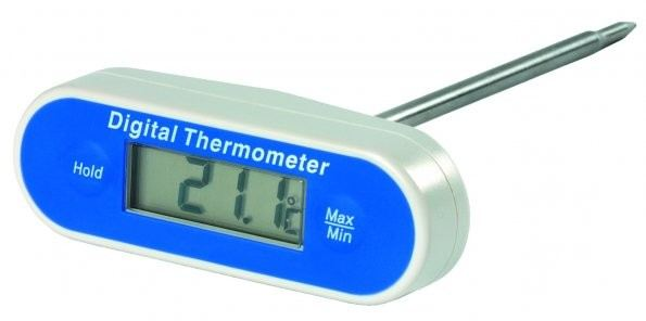 WATERPROOF THERMOMETERS, ROBUST & HEAVY DUTY, OPTIONAL LONGER PROBE CATERING THERMOMETERS ELECTRONIC TEMPERATURE INSTRUMENTS (ETI) Singapore  | Futron Electronics Pte Ltd