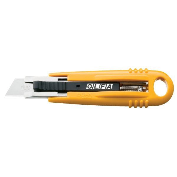 Olfa Self-Retracting Safety Knife (SK-4) Cutting Tools Selangor, Malaysia, Kuala Lumpur (KL), Shah Alam Supplier, Suppliers, Supply, Supplies   Safety Solutions (M) Sdn Bhd
